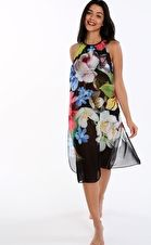Ted Baker, 1295[^]277726 Forget Me Not Cover Up - Black