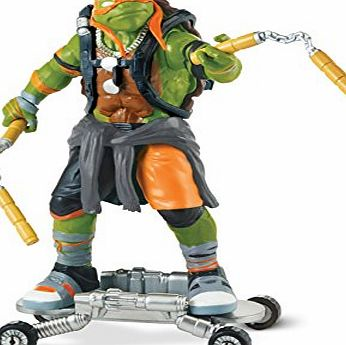 Teenage Mutant Ninja Turtles ``Mikey`` Movie 2 Action Figure