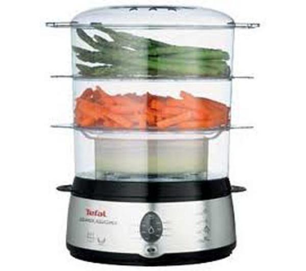 Tefal Vegetable Steamer Instructions