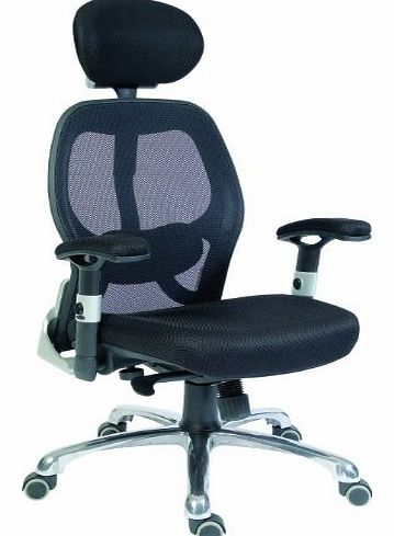 Teknik Cobham Luxury Mesh Back Executive Chair Home Office
