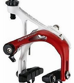 R741 Road bike brake Light Dual Pivot Caliper Brake F & R Red/White