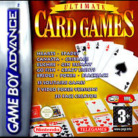 Telegames Ultimate Card Games GBA