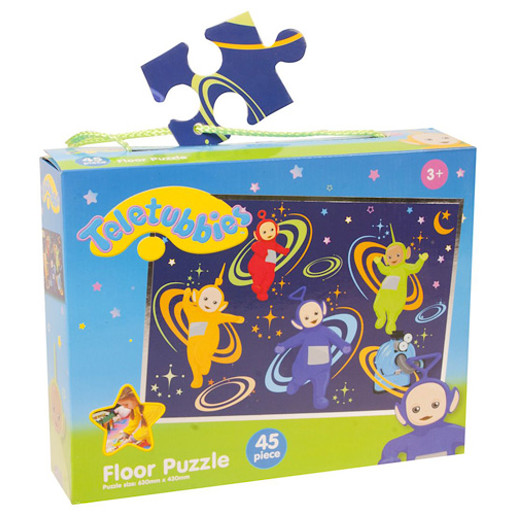 Teletubbies Jigsaws And Puzzles