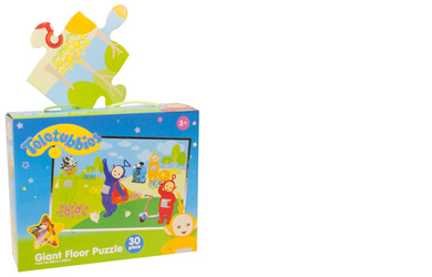 Teletubbies Giant Floor Puzzle Review Compare Prices