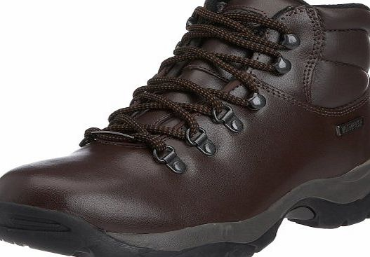 HI-TEC Eurotrek WP Ladies Hiking BootsWaterproof leather upperPadded tongue & collarSteel shankVibram outsideHI-TEC Eurotrek WP Ladies Hiking Boots (Barcode EAN = 5013342379852). - CLICK FOR MORE INFORMATION