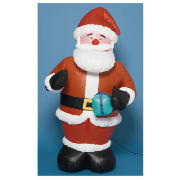 tesco 6ft Inflatable Santa product image