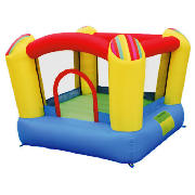 Tesco Airflow Bouncy Castle incuding Blower