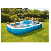 Tesco arch pool review compare prices buy online for Garden pool tesco