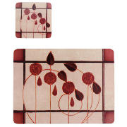 Placemat And Coaster Set