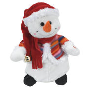 Tesco Dancing Snowman product image