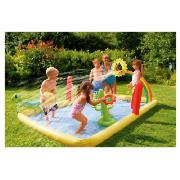 Outdoor pool table for Garden pool tesco