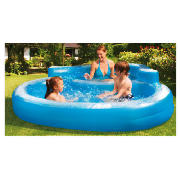 Tesco infinity pool review compare prices buy online for Garden pool tesco