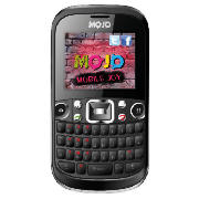 Tesco Mobile Mojo Chat with free memory card