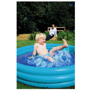 Inflatable ball pit for Garden pool tesco