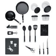 Value 21 Piece Non Stick Starter Set