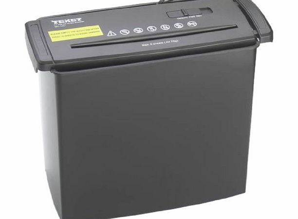 Texet Straight Cut 10L Shredder product image