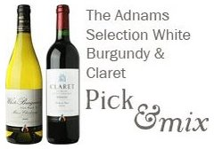 the Adnams Selection, White Burgundy and Claret product image