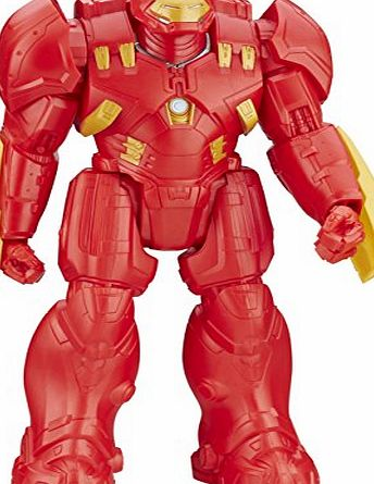 The Avengers Marvel Titan Hero Series Hulk Buster Action Figure