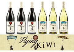 the Flying Kiwi 6-bottle mixed case containing 3 product image