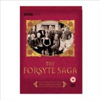 the Forsyth Saga DVD product image