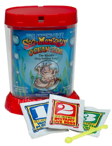 The Gadget Shop Ltd Sea Monkeys Ocean Zoo product image