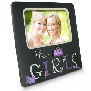 The Girls 6 x 4 Photo Frame