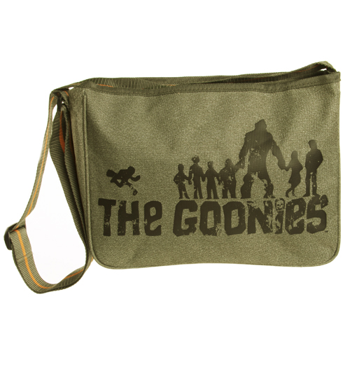 Goonies Canvas Messenger Satchel Bag