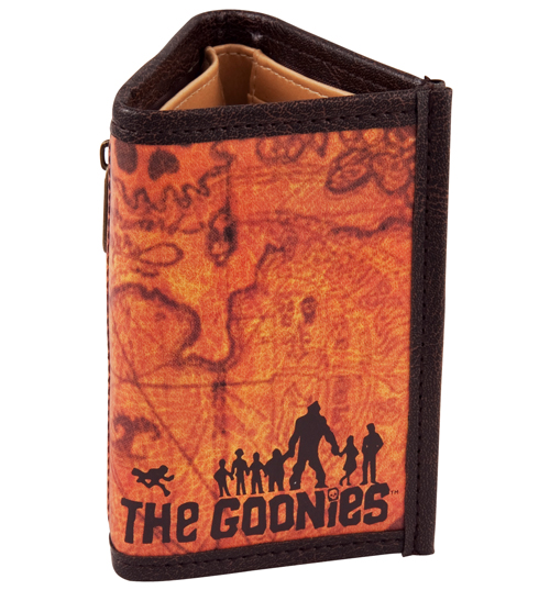 Goonies Map Wallet