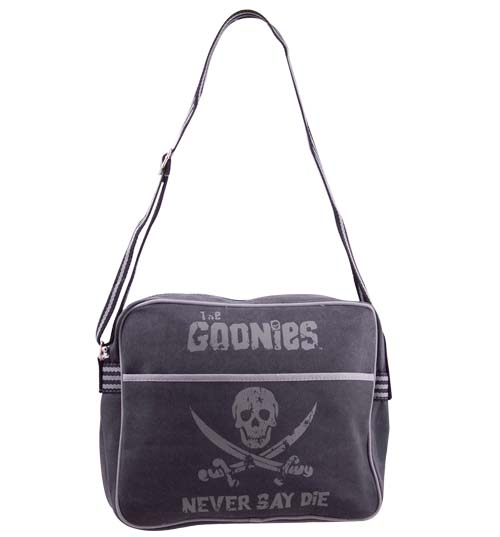 Goonies Never Say Die Skull Sports Bag