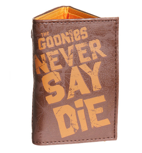 Goonies Never Say Die Wallet