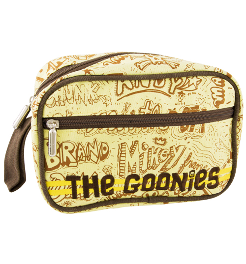 Goonies Retro Sketch Wash Bag