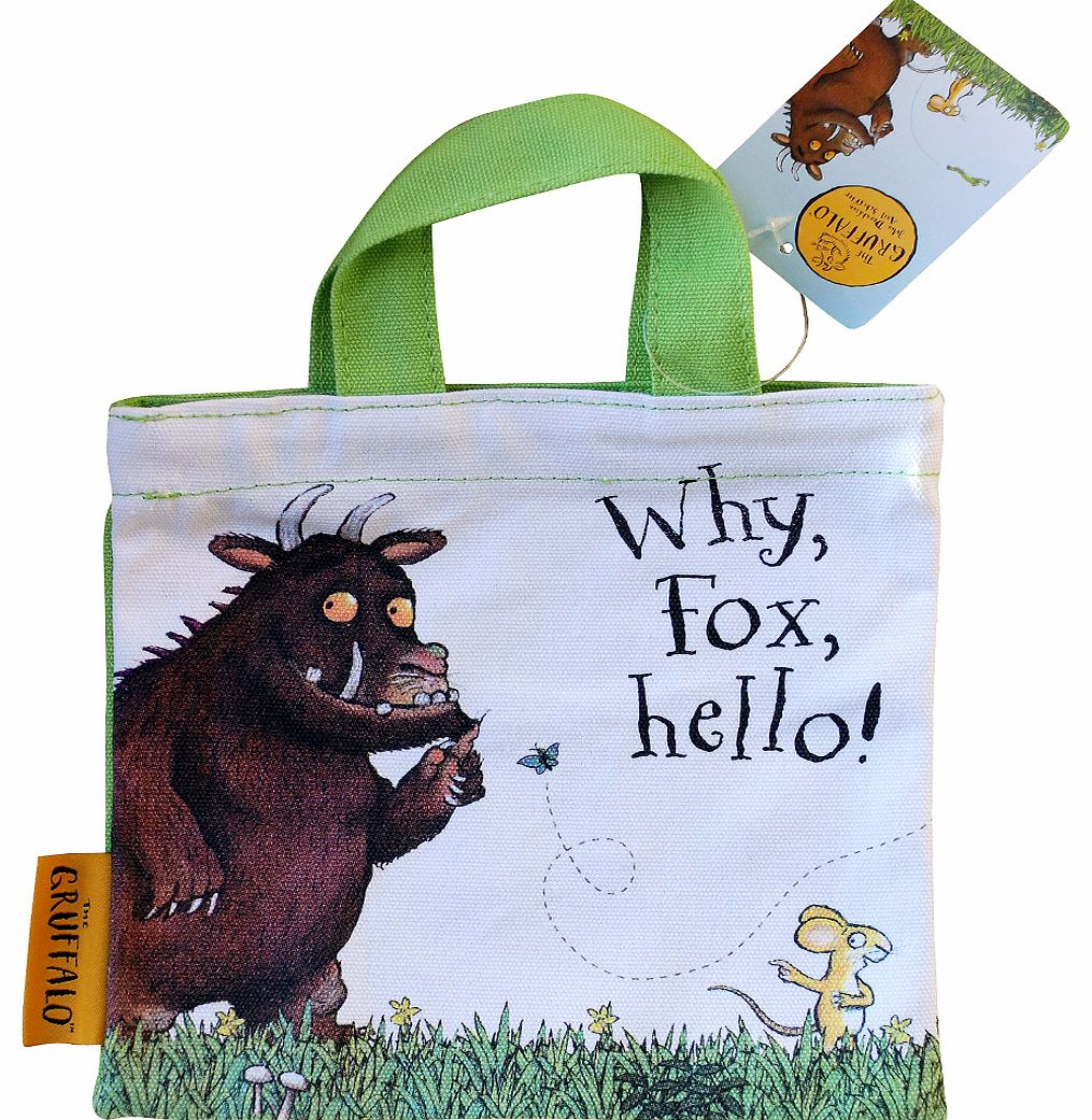 Gruffalo Mini Tote Bag