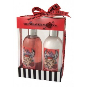 Heaven Scent Co. Bath & Body Giftset - Rock