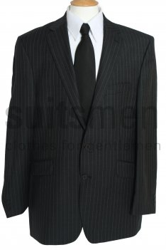 The Label Grey/Pink Stripe Suit product image