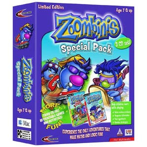 The Learning Company Zoombinis Special Pack PC