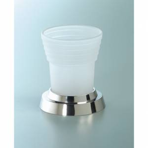 From our Art Deco Range of Bathroom Accessories-a Freestanding Tumbler. This Freestanding Tumbler co - CLICK FOR MORE INFORMATION