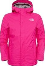 The North Face, 1297[^]254428 Girls Snowquest Jacket - Luminous Pink