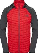 The North Face, 1297[^]259751 Mens Thermoball Hybrid Hoodie - TNF Red