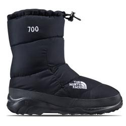 North Face Nuptse Bootie III Boot -Black/Black