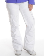 The North Face Womens Go Go Cargo Pant - TNF White product image