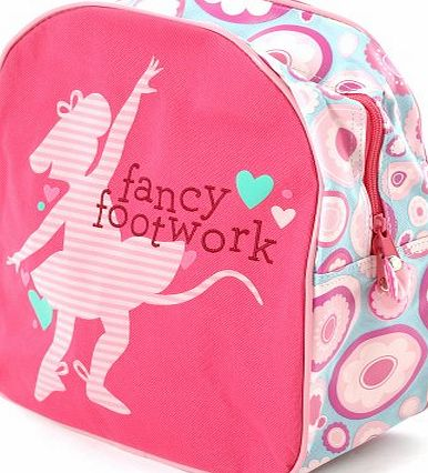 The Olive Branch Angelina Ballerina Backpack