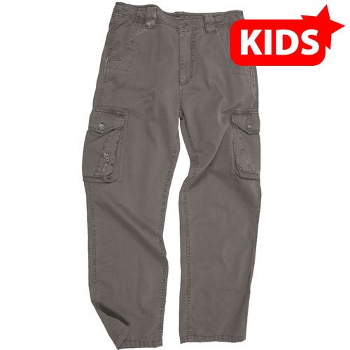 Mens The Realm Collaborate Kids Pant Steel