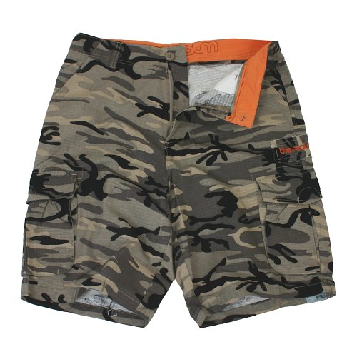 Mens The Realm Kids Corporal Walkshorts Foam
