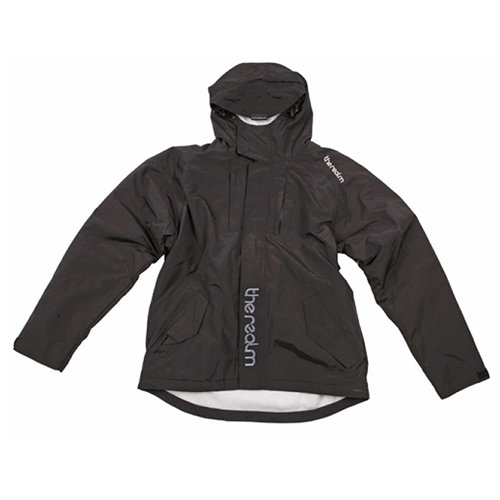 Mens The Realm Kids Deliverence Jacket Black