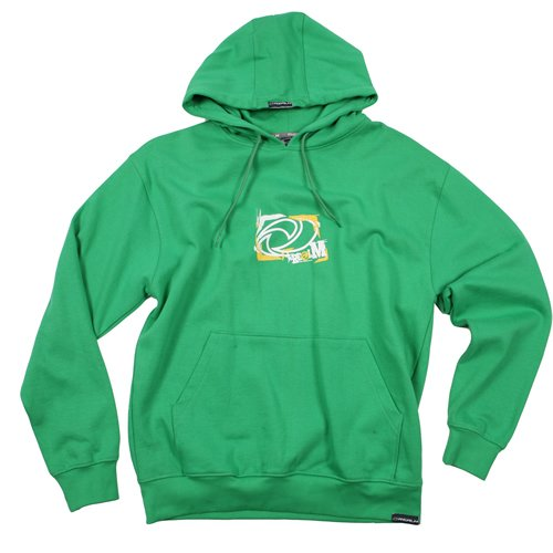 Mens The Realm Kids Divider Hoody Kelly