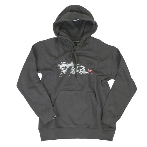 Mens The Realm Kids Imposter Hoody Steel Grey