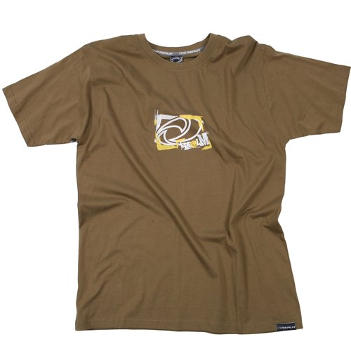 Mens The Realm Kids Option Tee Olive