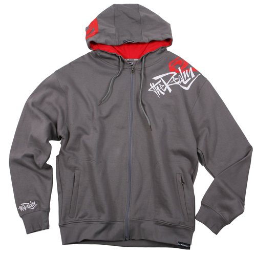Mens The Realm Kids Oxide Hoody Steel