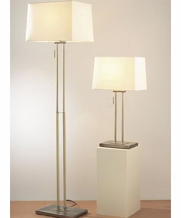 pack floor lamp and matching table lamp tu brown tiered table lamp. Black Bedroom Furniture Sets. Home Design Ideas