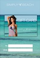 The Simply Group, 1295[^]89204 Simply Beach Gift Card £15